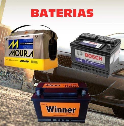 Baterias de Auto