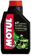 ACEITE MOTUL 4T 15W50 1LT Semisintetico
